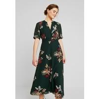 Vila VISUNEMA NIALA MIDI DRESS Długa sukienka pine grove V1021C1K3