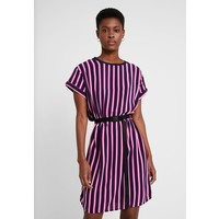 Marc O'Polo DENIM DRESS SHORT SLEEVE Sukienka letnia blue/pink OP521C028