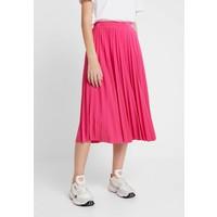 Rich & Royal PLISSEE SKIRT Spódnica trapezowa raspberry pink RI521B00Y