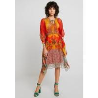 Derhy FRUIT ROBE Sukienka letnia orange RD521C0F5