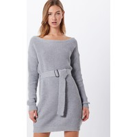 Missguided Sukienka z dzianiny 'Off Shoulder Belted Mini Dress' MGD0616001000002