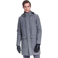 Top Secret płaszcz płaszcz wełniany typu budrysówka typu