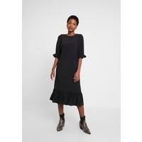 Noa Noa DRESS LONG SLEEVE Sukienka letnia black NN121C0C7