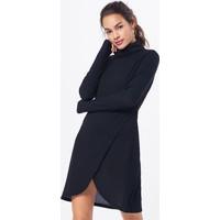 Mela London Sukienka 'ROLL NECK RIBBED JUMPER DRESS' MLD0135001000001
