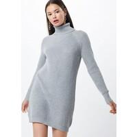 Missguided Sukienka z dzianiny 'CHUNKY ROLL NECK JUMPER DRESS' MGD0599001000007