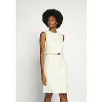 Esprit Collection DRESS Sukienka letnia lime yellow ES421C159