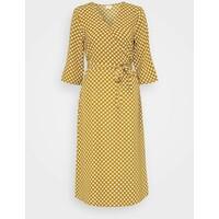 JDYLION WRAP DRESS Sukienka letnia golden brown JY121C0GE