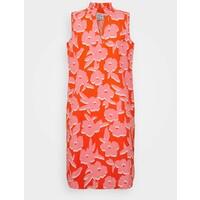 Emily van den Bergh Sukienka letnia orange/pink EV821C00Y