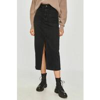 Answear Lab Spódnica jeansowa -110-SDD00J