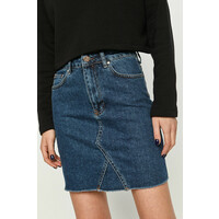Answear Lab Spódnica jeansowa -110-SDD013
