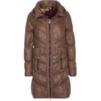 Spoom AKONA - Płaszcz puchowy - brązowy SP321H01G-702