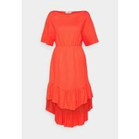 Molly Bracken YOUNG LADIES DRESS Sukienka letnia red orange M6121C0SE
