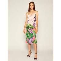 Guess Sukienka letnia W0YK17 WDOX0 Różowy Regular Fit