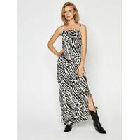 Calvin Klein Sukienka codzienna Zebra K20K202077 Kolorowy Regular Fit