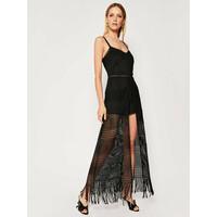 Guess Sukienka letnia W0GK32 WCTN0 Czarny Regular Fit