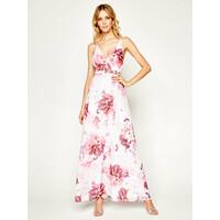 Guess Sukienka letnia JENNIFER LOPEZ 0GG740 9293Z Różowy Regular Fit