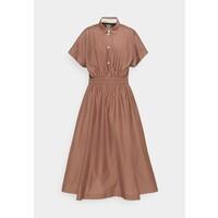 Paul Smith WOMENS DRESS Sukienka koszulowa brown PS921C017