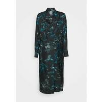 Paul Smith WOMENS DRESS Sukienka letnia blue PS921C00X