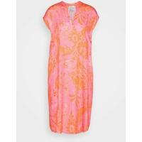 Emily van den Bergh Sukienka letnia pink/orange EV821C00W