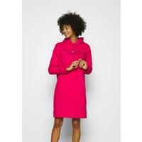 Tommy Hilfiger HOODIE DRESS Sukienka letnia bright jewel TO121C0FZ