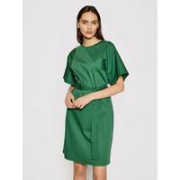 Weekend Max Mara Sukienka codzienna Lari 56210211 Zielony Regular Fit