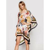 Liu Jo Beachwear Sukienka plażowa VA1032 T0300 Kolorowy Relaxed Fit