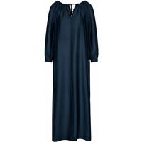 Max Mara Beachwear Sukienka plażowa Armenia 32210118 Granatowy Relaxed Fit