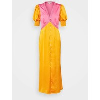 Never Fully Dressed LINDOS DRESS Długa sukienka orange NEN21C029