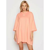 Puma Sukienka codzienna Classics 530415 Pomarańczowy Relaxed Fit