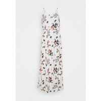 ONLY Petite ONLNOVA LIFE STRAP DRESS Długa sukienka cloud dancer OP421C09V