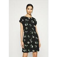Vero Moda VMSIMPLY EASY TIE SHORT DRESS Sukienka letnia black VE121C2PQ