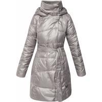 Monnari Puchowy płaszcz z kapturem COT0940