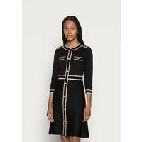 Derhy QUALIFIABLE Sukienka letnia noir RD521C0KO