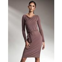 Nife sukienka s14 mocca