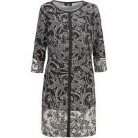 Wallis PERSIAN Sukienka letnia black/white WL521C01B-Q11