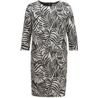 Wallis Petite Sukienka dzianinowa black/white WP021C002-Q11