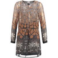 Vero Moda VMSHARIN Sukienka letnia tobacco brown VE121C0Q0-O11