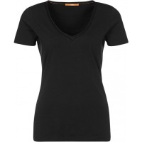 BOSS Orange T-shirt basic - czarny