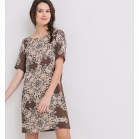 Promod Sukienka we wzory 1-3-20-01-73-539