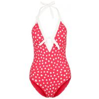 Seafolly SPOT ON Kostium kąpielowy chilli red S1941H072-G11