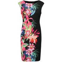 Wallis Petite Sukienka letnia black WP021C010-Q11