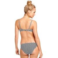 Tchibo Majteczki od bikini, czarno-białe 400077024