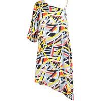 Topshop BOUTIQUE Sukienka letnia multi coloured T0G21C00I-T11