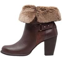 UGG JAYNE Ankle boot dark brown UG111Y010-O11