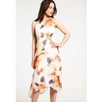 Wallis Sukienka letnia orange WL521C04C