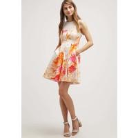 Wallis Sukienka letnia orange WL521C048