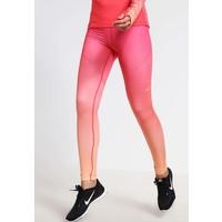 Nike Performance Legginsy peach cream/ember glow N1241E08L