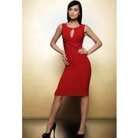 Sukienka Nife model 03 czerwona