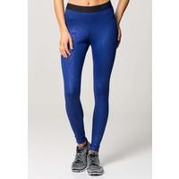 Nike Performance PRO WARM Legginsy deep royal blue/ black N1241E05Z