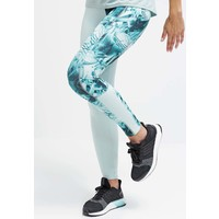 adidas Performance Legginsy vapour green AD541J008